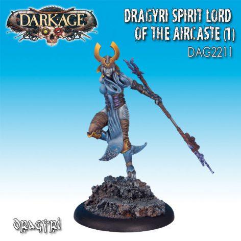 Dragyri Air Caste Spirit Lord