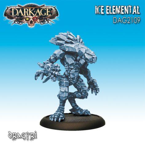 Dragyri Ice Caste Elemental