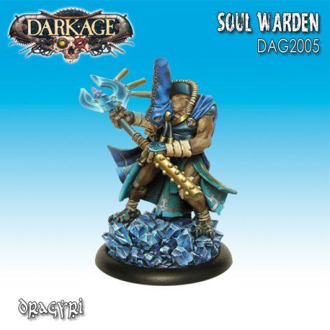 Dragyri Soul Warden