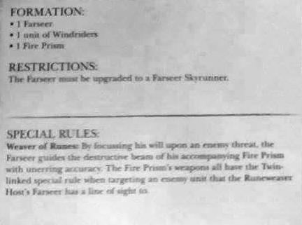 Eldar Weaver of Runes