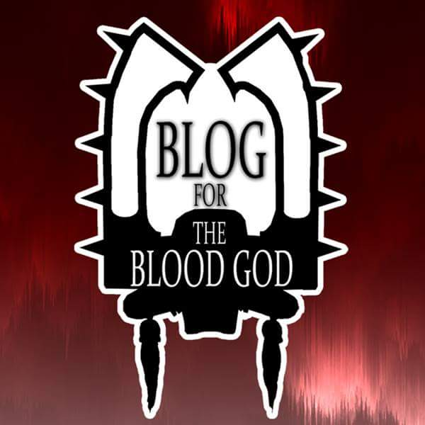 Blog for the blood god