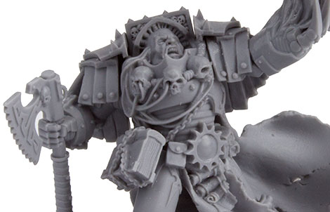 Forge World Open Librarian Daemon 2