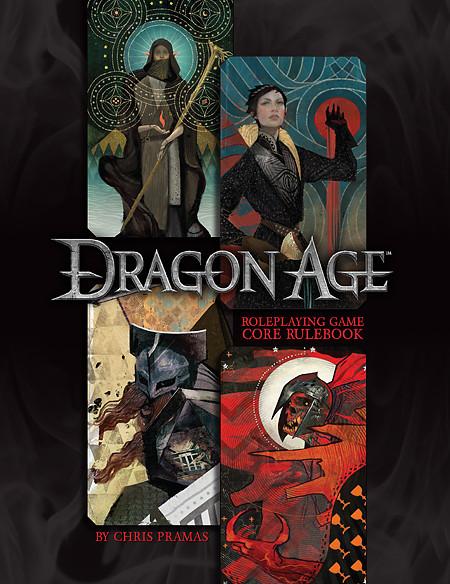 Dragon Age RPG Book