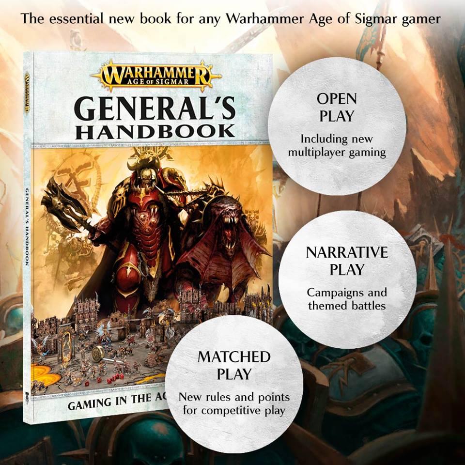 Gneerals Handbook