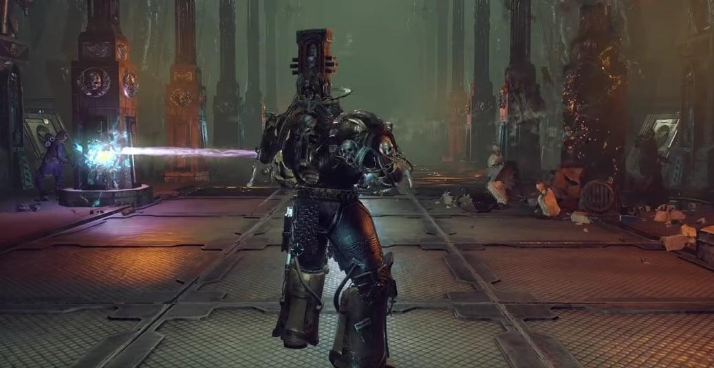 Inquisitor shot