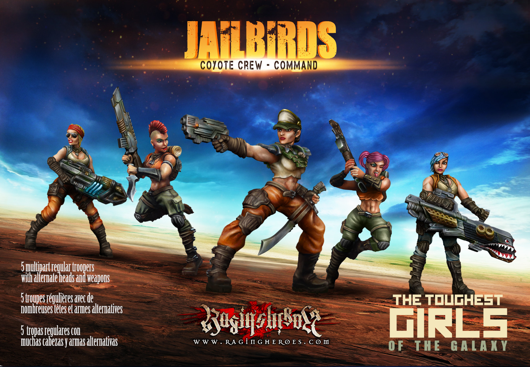 Jailbird CCC