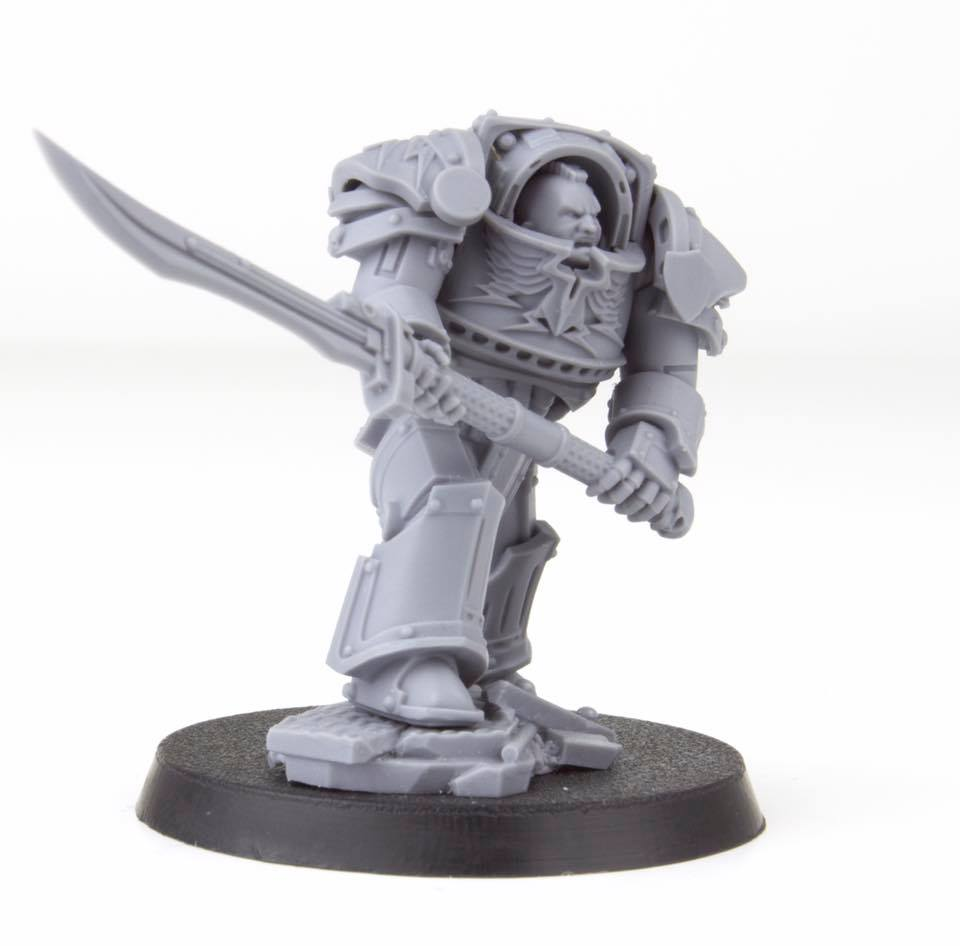 Limited Edition Forge World 3