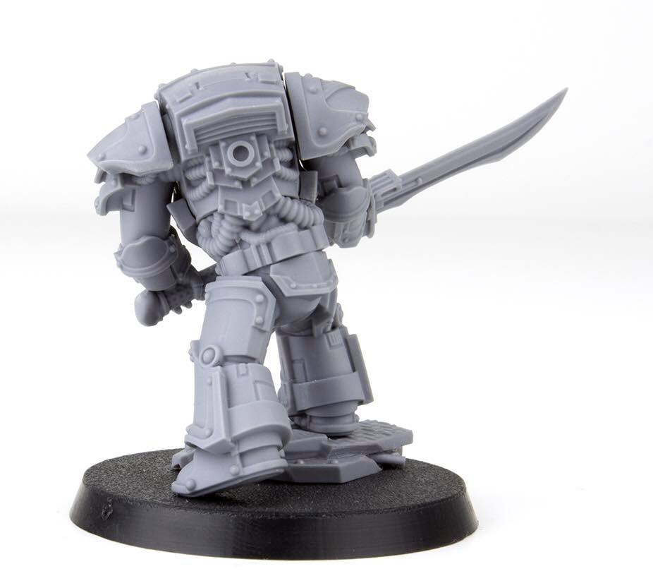 Limited Edition Forge World 4