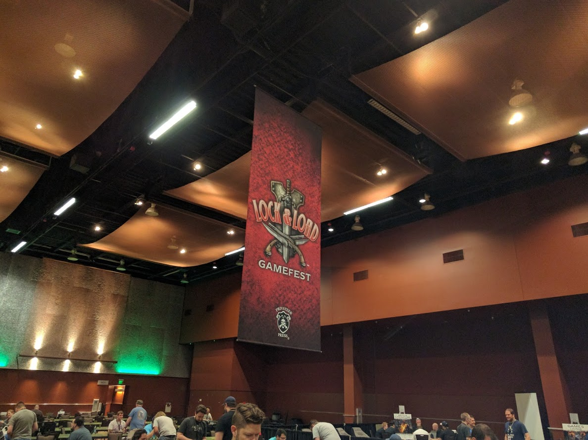 Lock and Load 2016 Banner