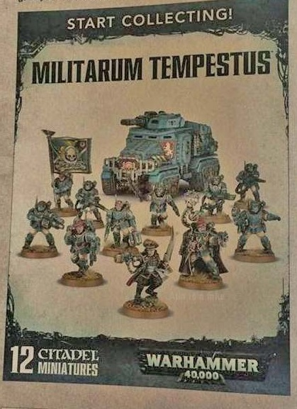 Militarum Tempestus Start Collecting crop