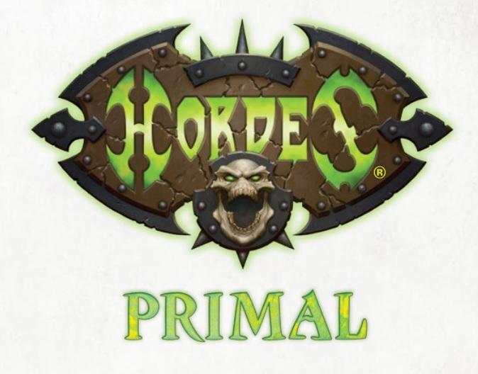 Primal Logo Privateer Press Warmachine