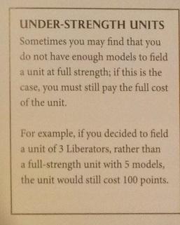 Unit Table 2