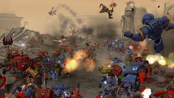 Warhammer 40k Dawn of War