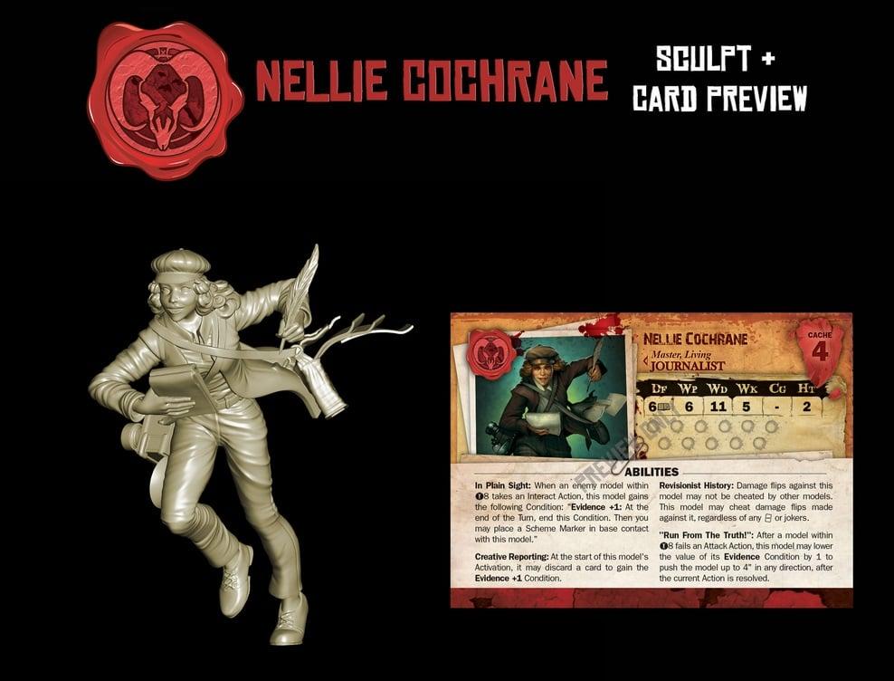 Wyrd Nellie Cochrane Preview 2