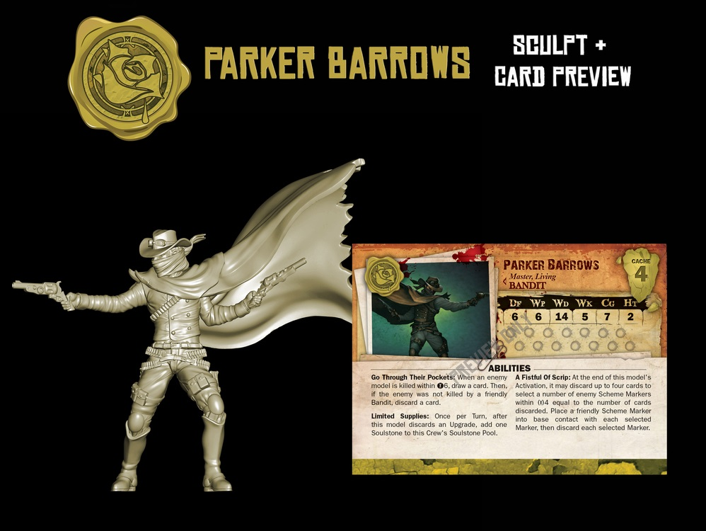 Wyrd preview Parker Barrows