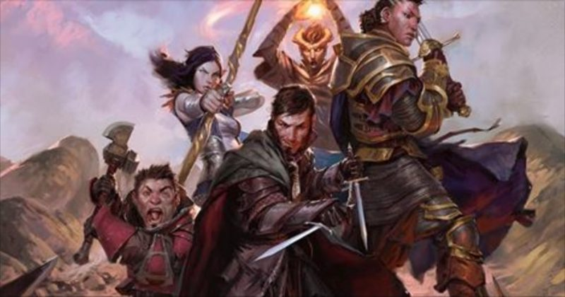 dungeons dragons heroes