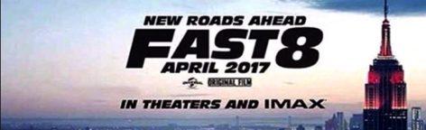 fast 8 logo skinny