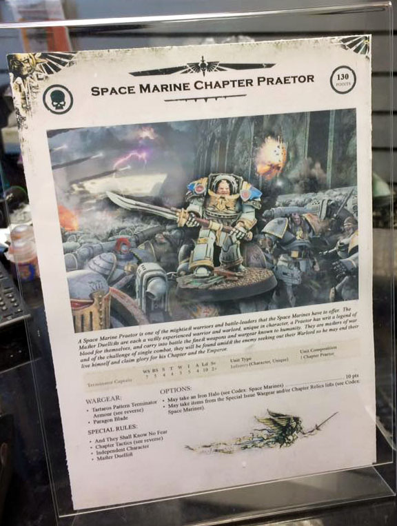 space marine-chapter-praetor