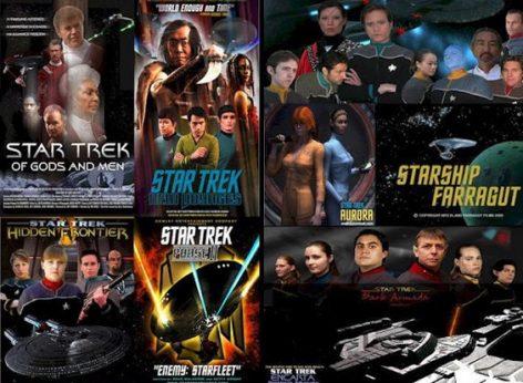 star trek fan films