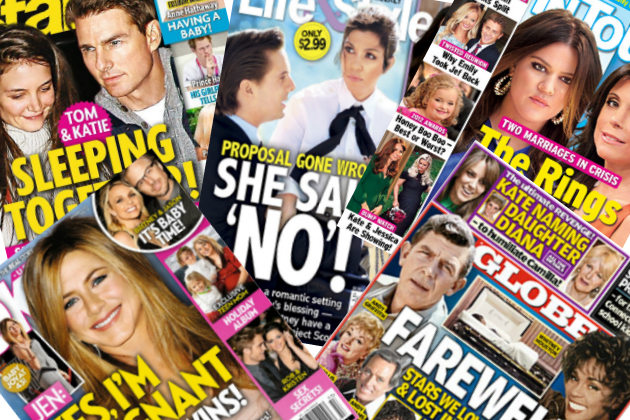 tabloids magazine