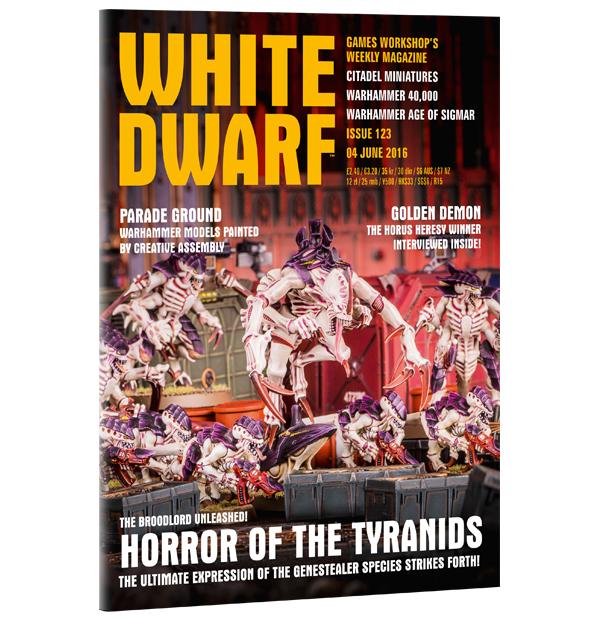 white dwarf #123