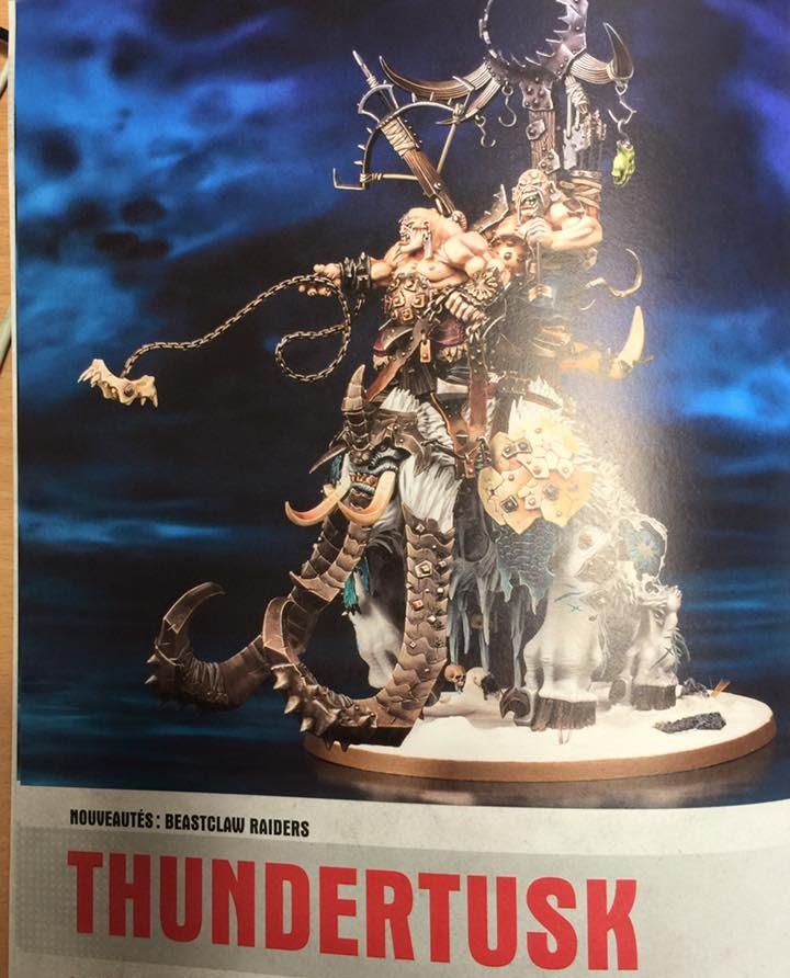 AoS Beastclaw ThundertuskOgor