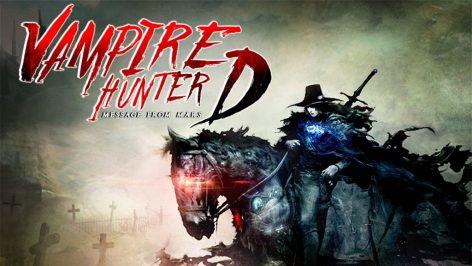 vampire hunter D mars