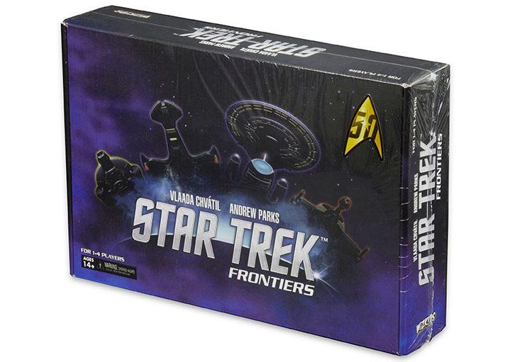 star trek frontiers box