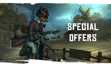 wyrd special gencon