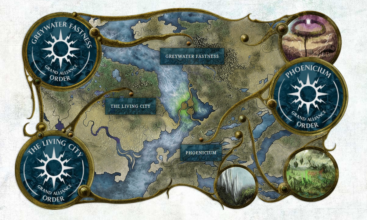 AoS Campaign Map Week 2 ending