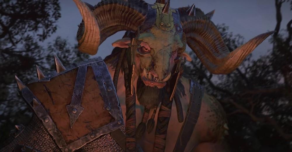 Beastmen Total War Warhammer 2