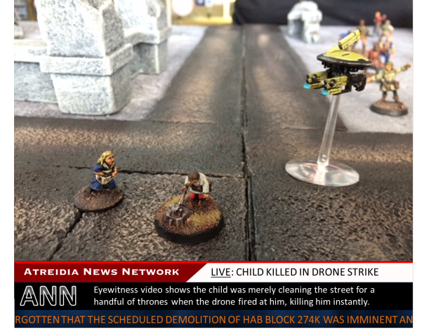 Bell of Lost Souls Give a Play 40k Tau News Article