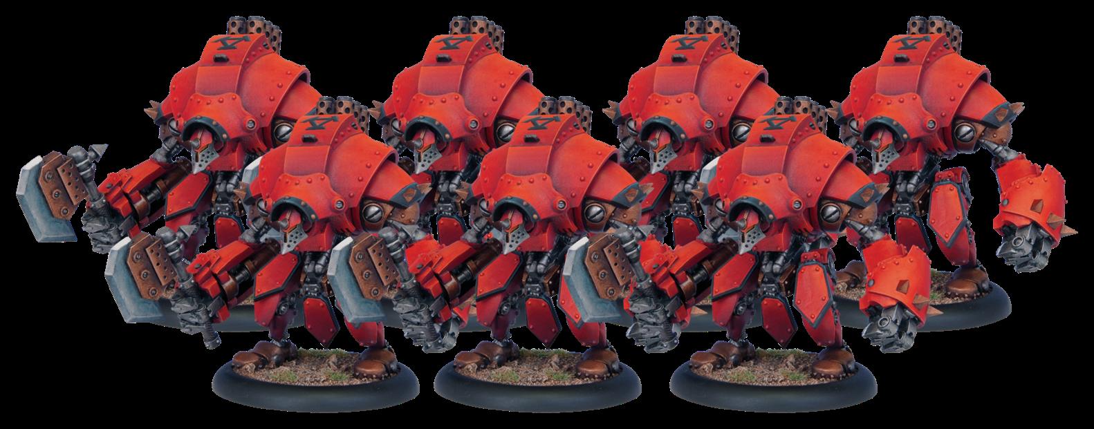 Bell of Lost Souls Warmachine A Question of Spam Khador Juggernaut
