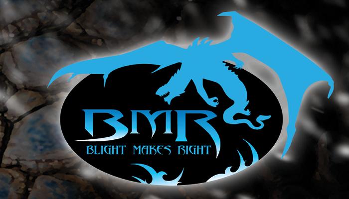 Blight-makes-right-logo