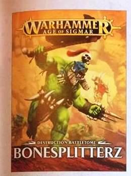 Bonesplitterz battletome1