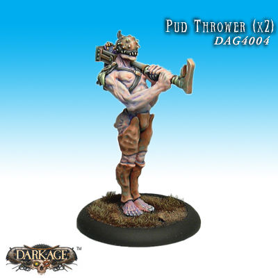 Brood Pud Thrower