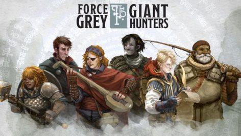 force grey