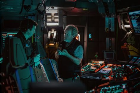 alien covenant ship panel