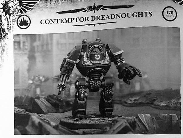 Contemptor Dread rules