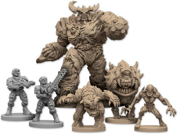 DOOM-monsters