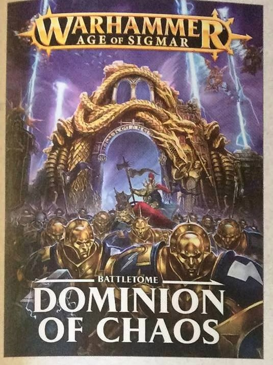 Dominion of Chaos 1