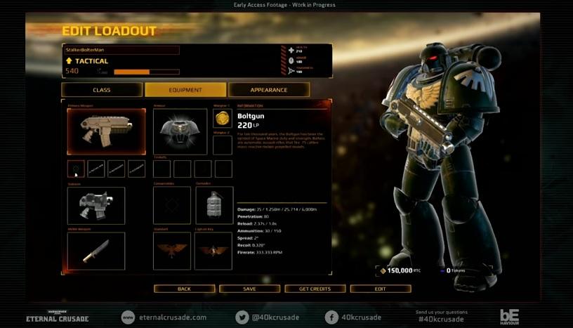 EC #73 WEapon mods