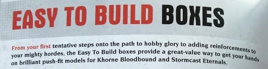 Easy to build boxes text 2