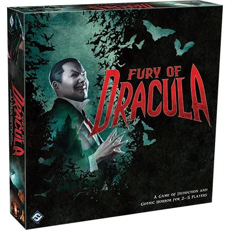 Fury of Dracula Box 1