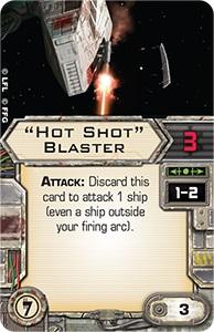 Hot Shot Blaster