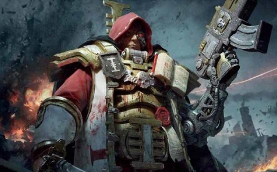 Inquisitor Horz 1