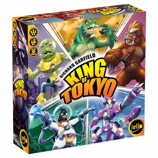 King of Tokyo Box full
