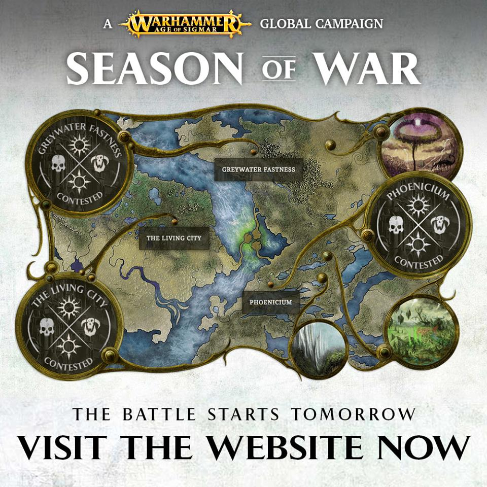 Season of War Website