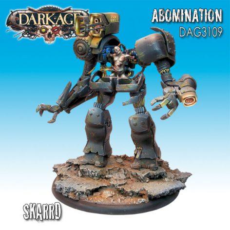 Skarrd Abomination