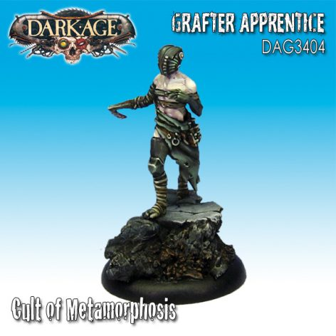 Skarrd Grafters Apprentice